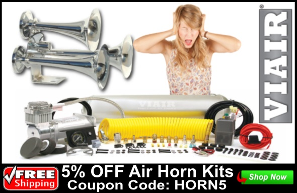 Coupon for Air Horns