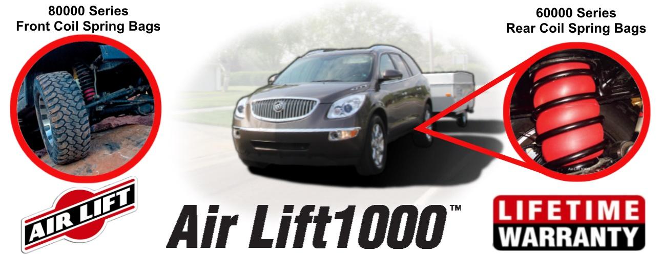 Air Lift Authorized Dealer