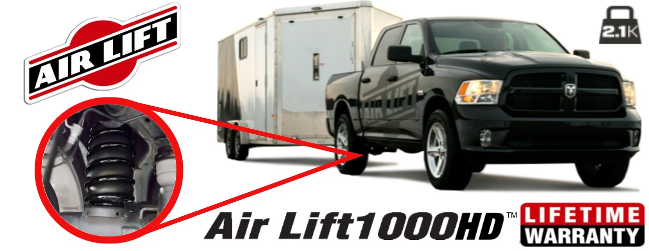 Air Lift Lift1000HD