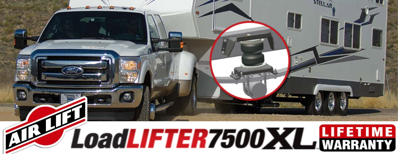 Air Lift LoadLifter 5000