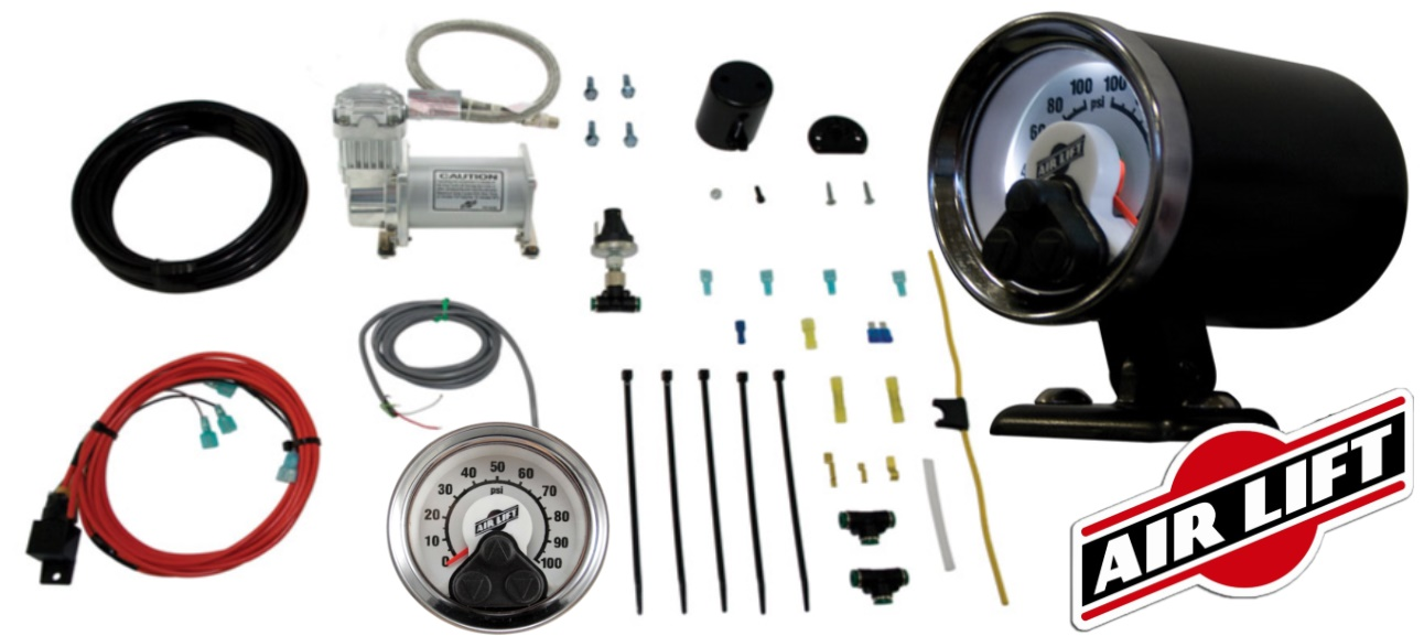 Air Lift Wireless Compressor Systems