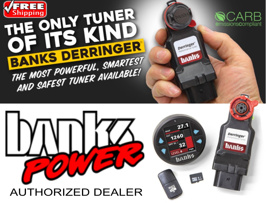 Banks Power Tuners