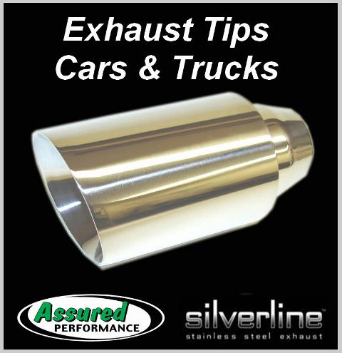 Click Here for 100% Stainless Exhaust Tips