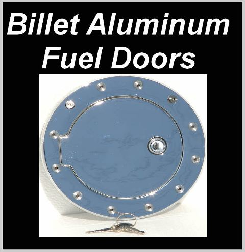 Click Here for Billet Fuel Doors