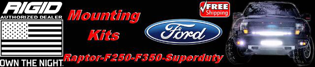 Ford Mounting Kits
