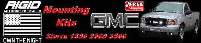 GMC Mounting Kits