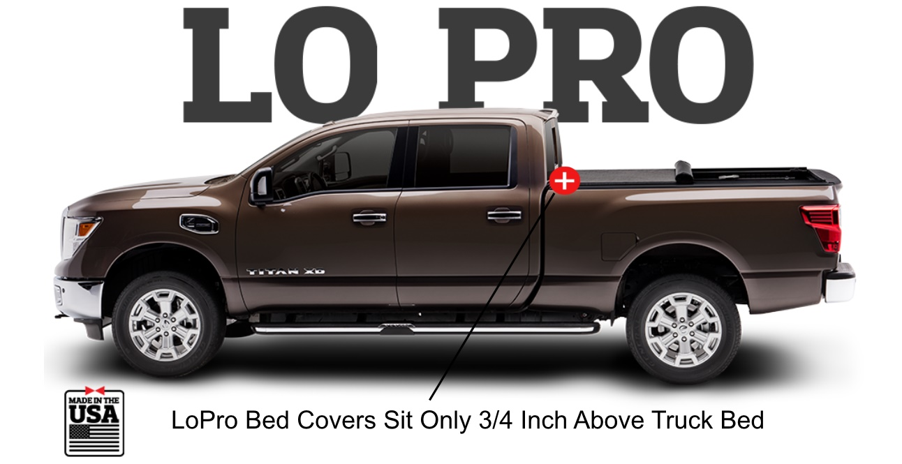 Truxedo LoPro Bed Covers by Assured Automotive Company