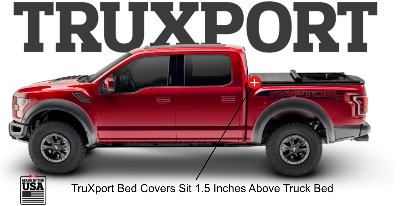 Truxedo Truxport Bed Covers by Assured Automotive Company
