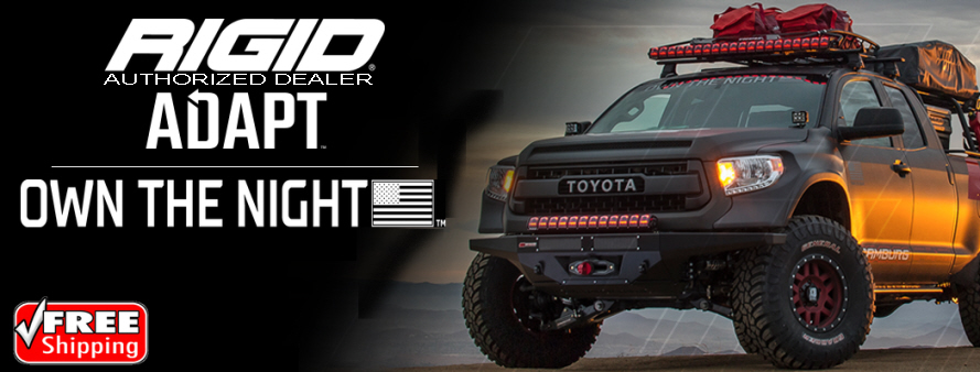 Rigid Adapt LED Light Bars