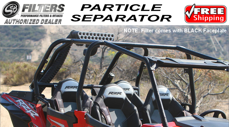 S&B Filters Particle Separator