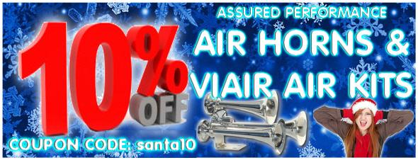 Train Air Horn with Viair Air System Sale