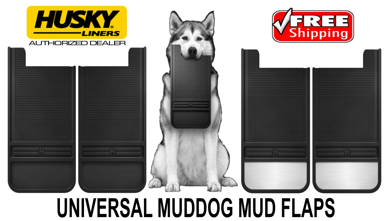 Husky MudDog Mud Flaps
