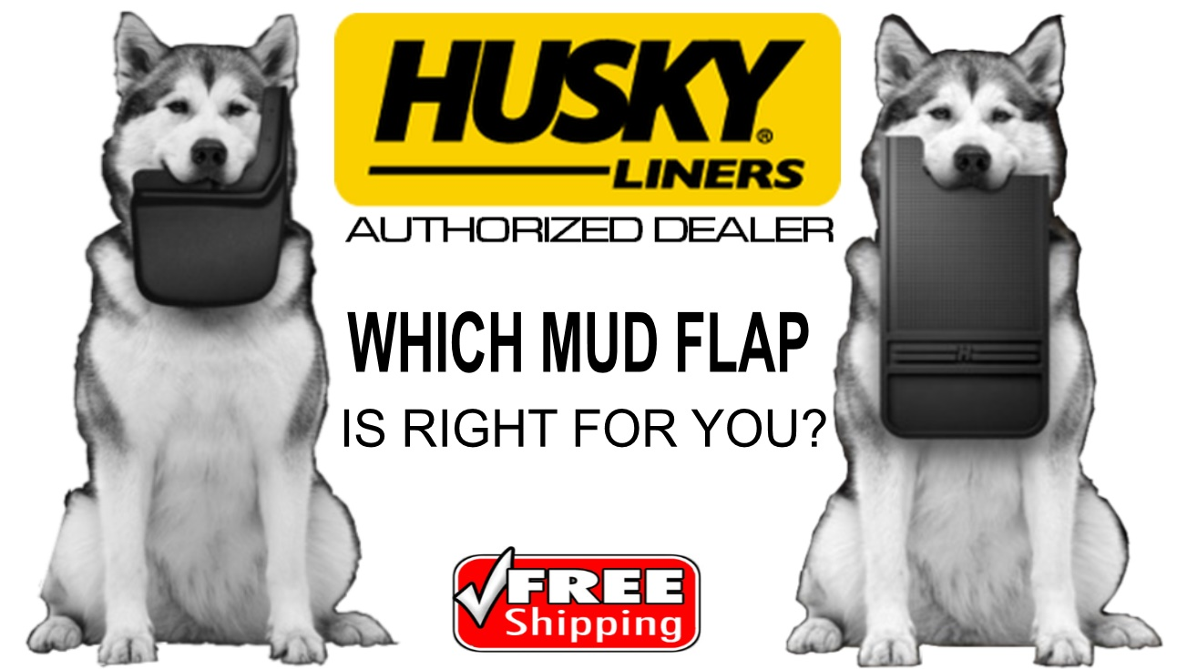 Husky Mud Guards Mud Flaps