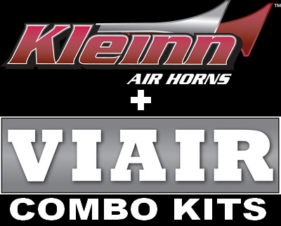 Klein Air Horns-Viair Air Systems