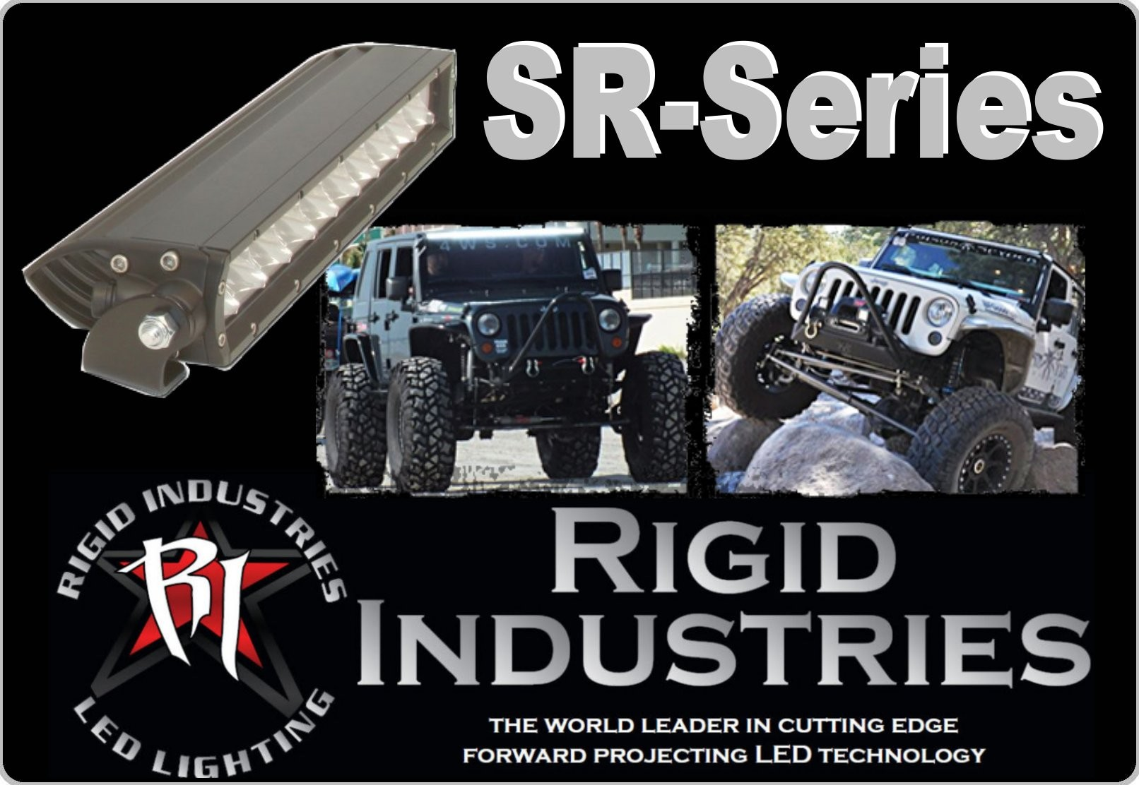 Click Here for SR-Series Lights