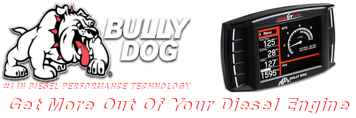 Bully Dog Triple Dog Gt 40420 GMC Sierra Duramax Programmers and Tuners