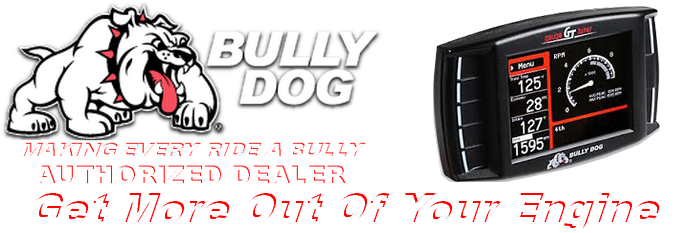 Bully Dog Triple Dog Gt Programmers and Tuners for Ford