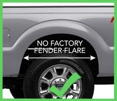 Ford-NO Fender Flares