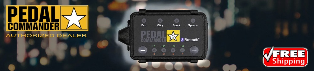 Pedal Commander Throttle Booster