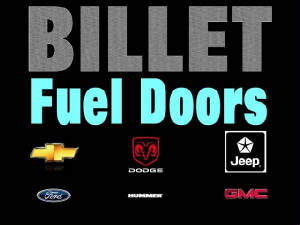 Click Here for Billet Aluminum Fuel Doors